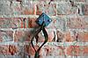 Крепление анкерное для петель (ремней) TRX SGS черный, фото 2
