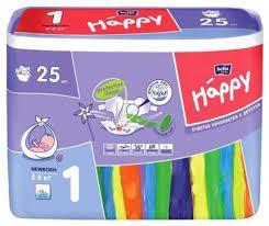 Подгузники HAPPY BELLA B.NEW#25(2-5)