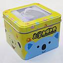Дитячий Водонепроникний годинники з gps Q300S (Q100 aqua) блакитний, фото 6