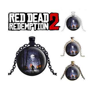 Кулон Red Dead Redemption 2 ночь