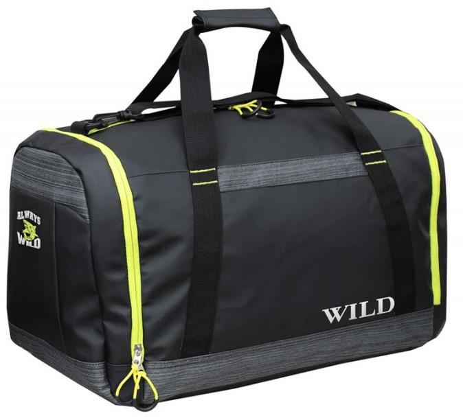 Спортивная сумка 45L Always Wild, Польша SSNG45 черная