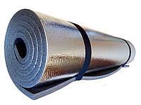 Каремат теплоизоляционный, фольгированный 1800х600х12мм, ХС ППЭ
