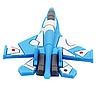 Флешка силиконовая Самолёт 16 Гб