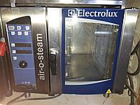 Электрический пароконвектомат air-o-steam 61 б/у