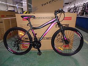 Подростковый велосипед для девочек Crosser Sweet 24, фото 3