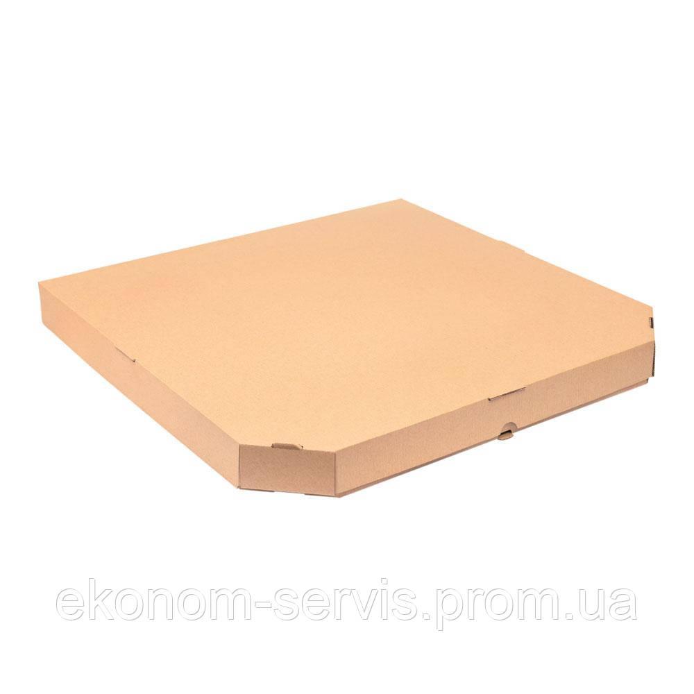 Коробка для піци 500*500*45 (бура)
