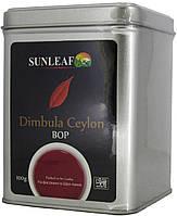 Чай черный SunLeaf Dimbula Ceylon BOP 100г