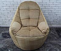 Бескаркасное Кресло мешок груша диван BOSS (XL)