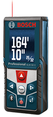 Лазерний далекомір Bosch GLM50CX 50 метрів, кутомір Bluetooth вимірювач відстані