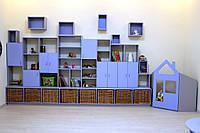 Мебель в игровую (детская комната)