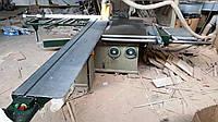 Rema DMMD-40/340 форматный станок б/у, каретка 3 метра, наклон пил (Польша 04г.в.), фото 1