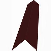 Ендова длина изделия (2м) Polyester Metallic, толщина 0,45
