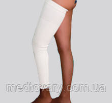 Бандаж универсальный для ноги шерсть (S - 30-33см)