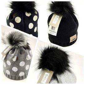 Теплые шапки оптом