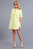 Блуза -туника свободного кроя