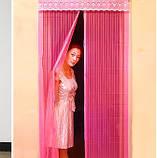Москитная сетка на дверь на магнитах Magic Mash - средство от комаров, фото 4