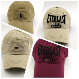 Бейсболки взрослые и подростковые кепки