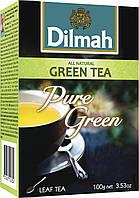 Чай Dilmah Зеленый Крупнолистовой 100 г