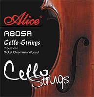 Струны для виолончели Alice A805 А