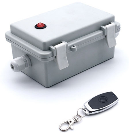 Распределительная коробка Bridge CB006 для ДУ управления LED прожекторами (пульт–брелок в комплекте)