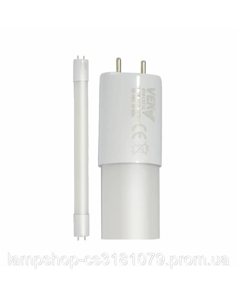 Лампа RIGHT HAUSEN LED Soft line T8 GLASS 9W 590mm G13 6500K HN-256012