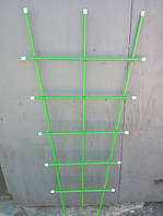 Шпалера для вьющихся растений Веерная металлическая 140Х60 см SO-225