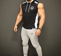 Мужские спортивные штаны. Модель  705, фото 6