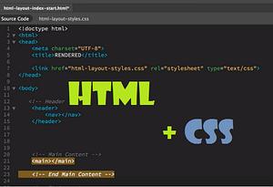 Как быстро выучить HTML и CSS?