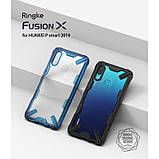 Чехол Ringke Fusion X для Huawei P Smart 2019 Black, фото 8