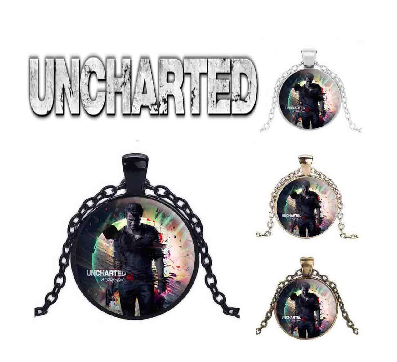 Подвеска Uncharted с персонажем Нейтаном