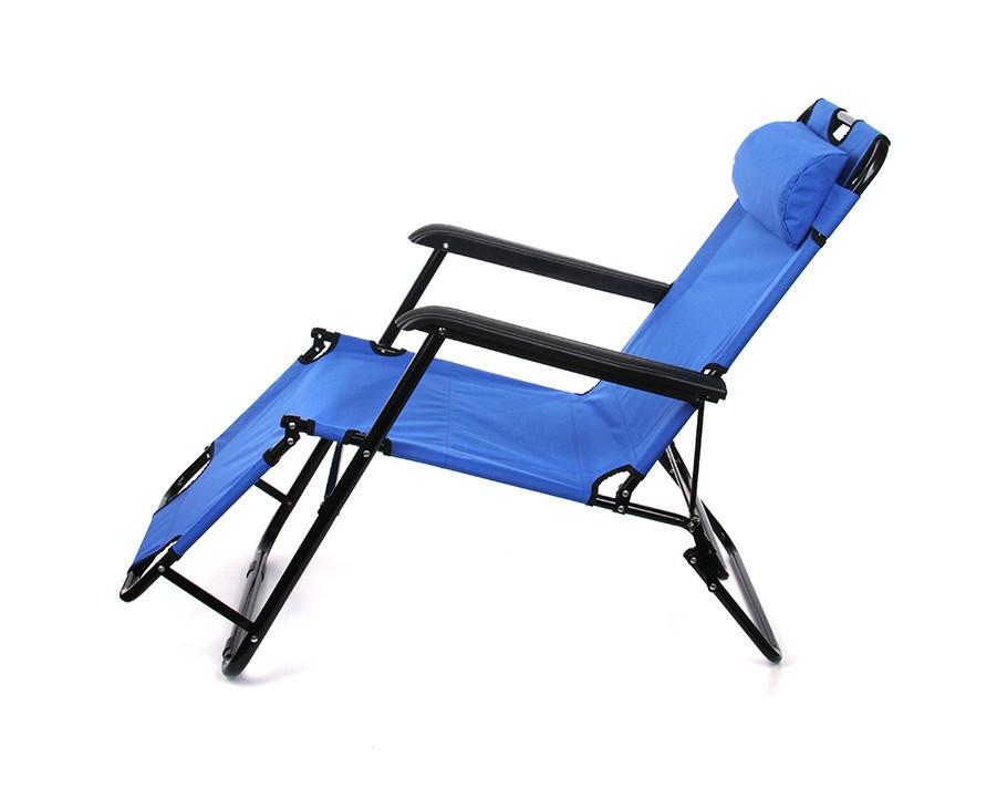 Садовое кресло лежак шезлонг Furnide