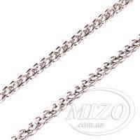 Серебряная цепочка «Колосок»