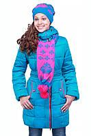 Зимняя куртка на девочку Иванна,Nui Very