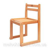 Стульчик деревянный бук (Арт. 0823)