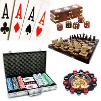 Настільні ігри, аксесуари для азартних ігор