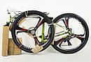 Спортивный велосипед белый CORSO EVOLUTION 26 дюймов 24 скорости алюминиевая рама 17дюймов, фото 10