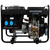Hyundai Дизельный генератор Hyundai DHY 5000L