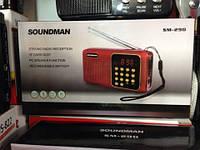 """Радиоприемник колонка """"Soundman"""" SM-290 (Арт. Sm-290)"""