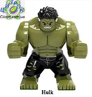 Большие фигурки Халк Лего 7-9 см конструктор аналог, фото 1