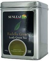 Чай зеленый SunLeaf Nuwara Radella Green 100г.