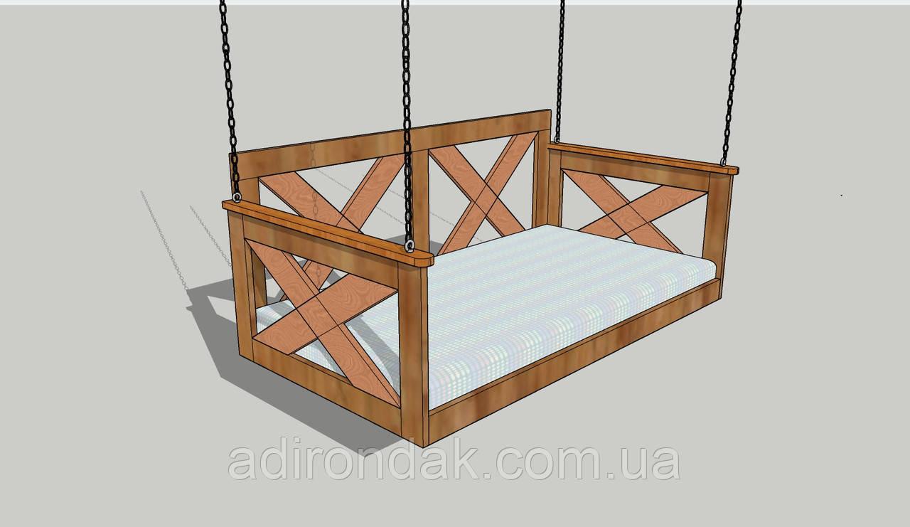 Ліжко підвісне R1