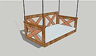 Ліжко підвісне R1, фото 1