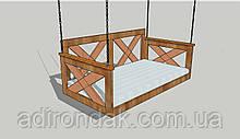 Ліжко підвісне R1 (проект)