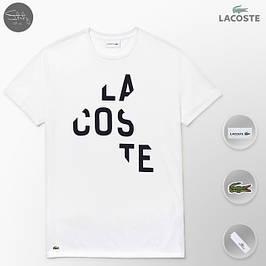 Футболки летние Lacoste
