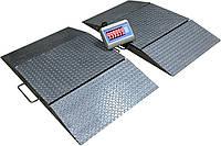 Весы автомобильные подкладные ВПД-20ПС