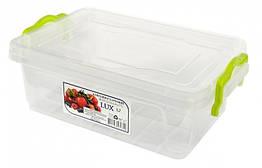 AL-PLASTIK Lux 3 Пищевой контейнер с ручками 1.2 л