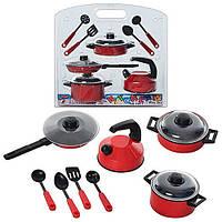 Іграшковий посуд (11 предметів),ДВА ВИДИ, іграшкова кухня