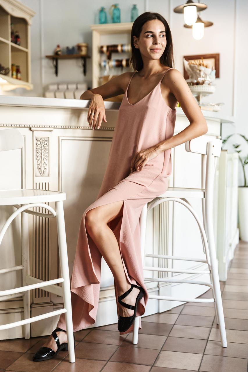 Платье LiLove 1-011 46-48 розовый