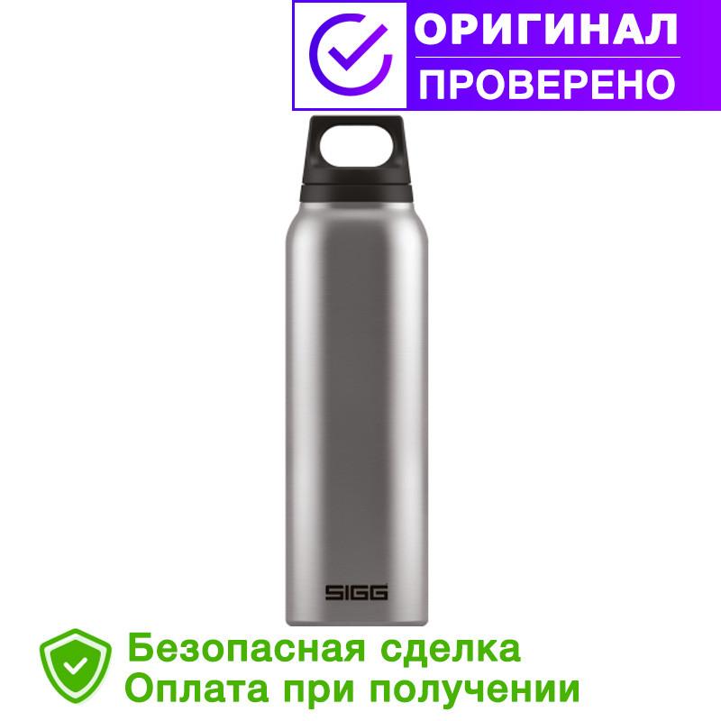 Термофляга SIGG Hot & Cold Brushed 0.5 л, Aluminium (8516.00)