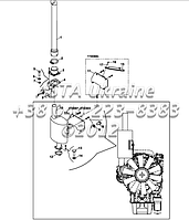 Выхлоп  двигателя в сборе G2-4-1/01, фото 1